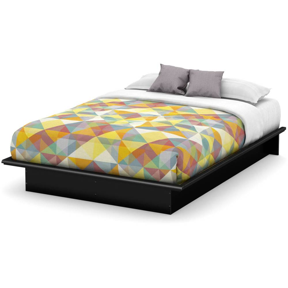 Height Adjustable Bed Frame For Headboards And Footboards