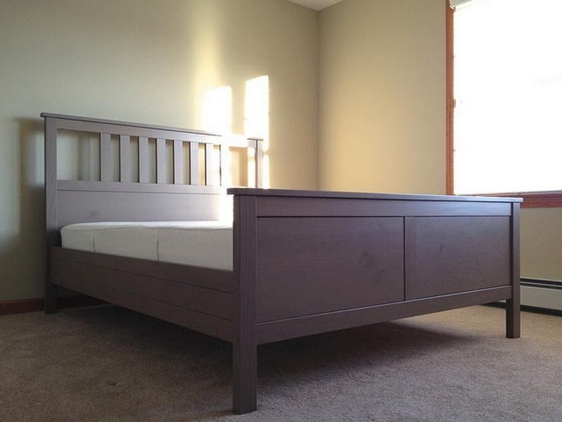 Hemnes King Bed Frame Review