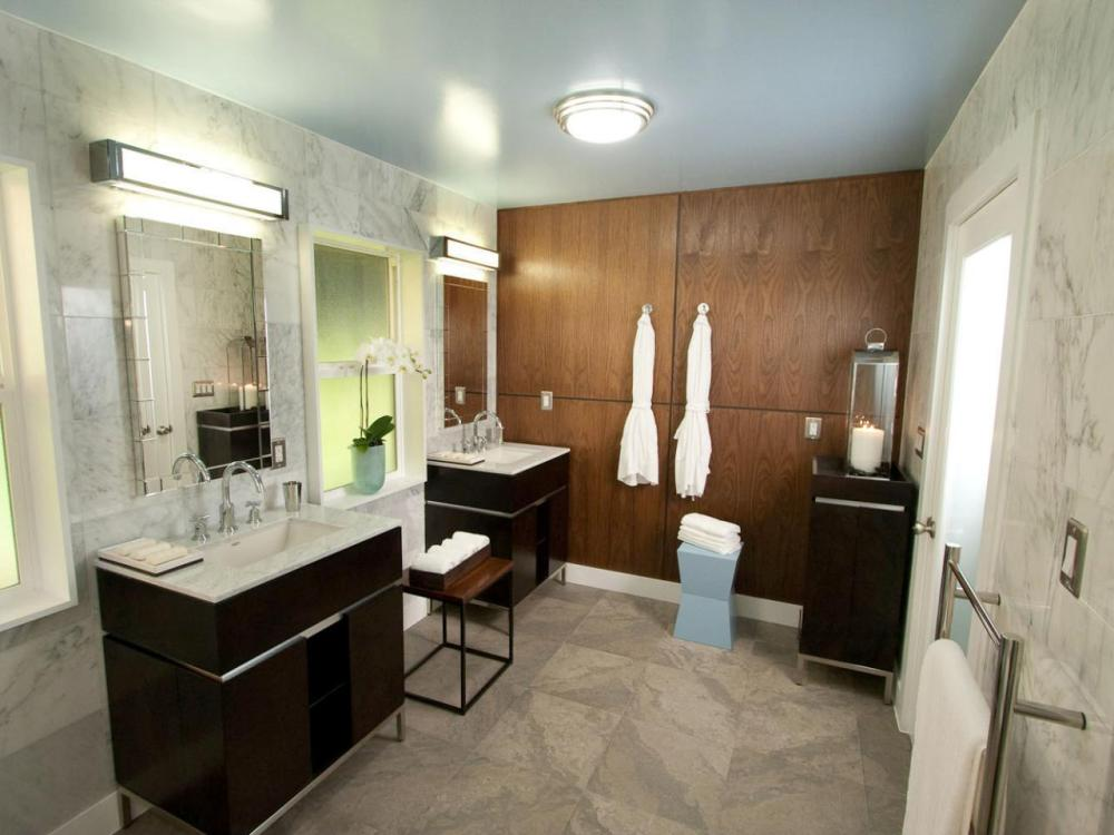 Hgtv Bathroom Ideas On A Budget