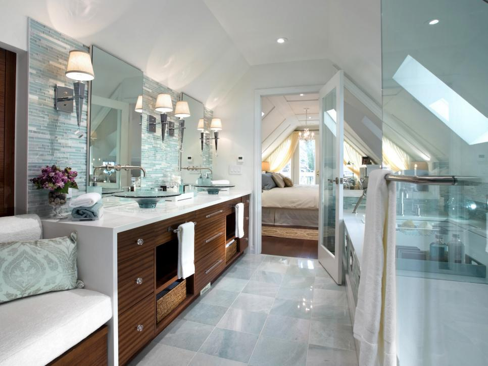 Hgtv Bathroom Renovation Ideas
