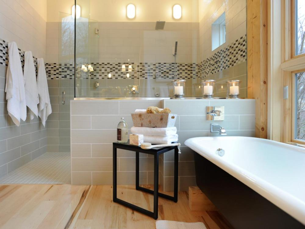Hgtv Bathroom Shower Ideas