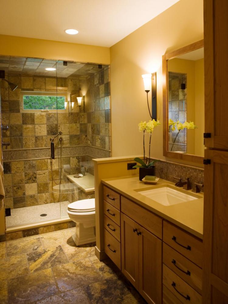 Hgtv Bathroom Tile Ideas