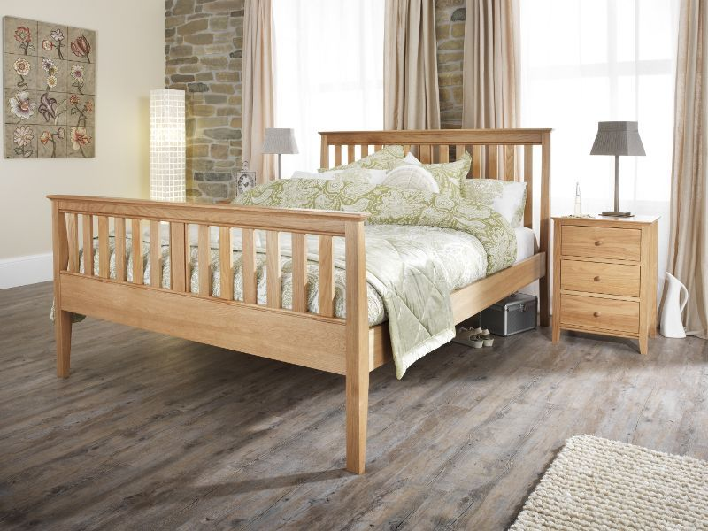High Bed Frame