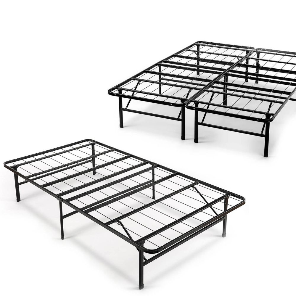 High Clearance Bed Frame Full