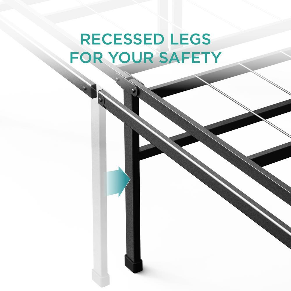 High Profile Full Size Bed Frame