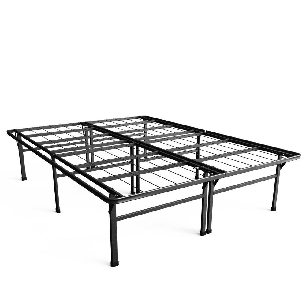 High Profile Queen Bed Frame