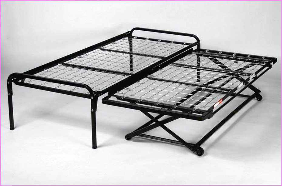 High Rise Bed Frame Twin