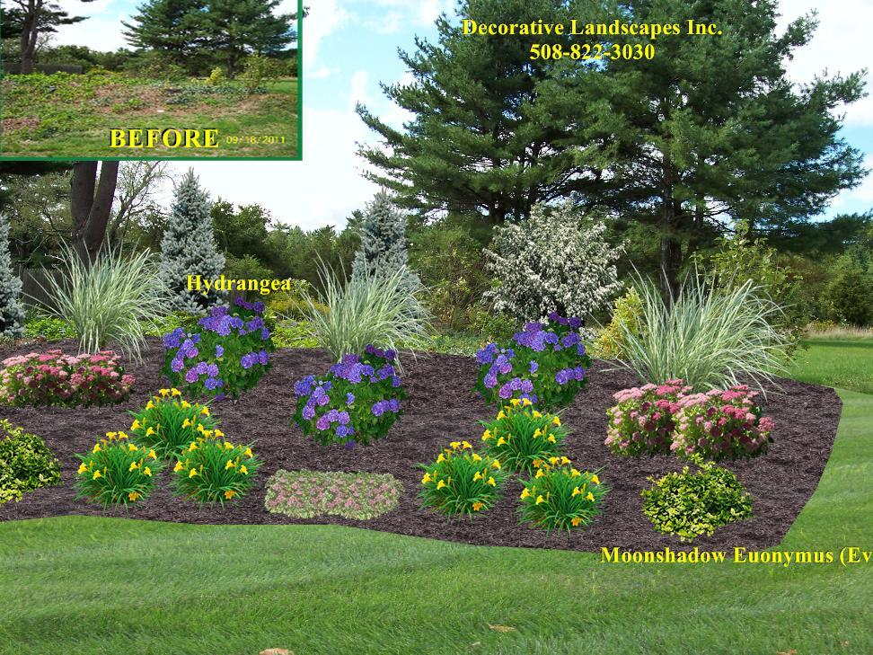 Hillside Landscaping Images