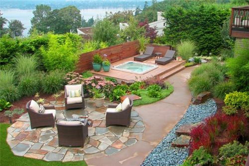 Hillside Yard Ideas