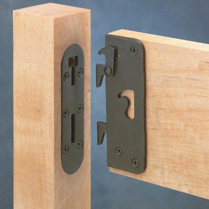 Home Depot Bed Frame Adapter
