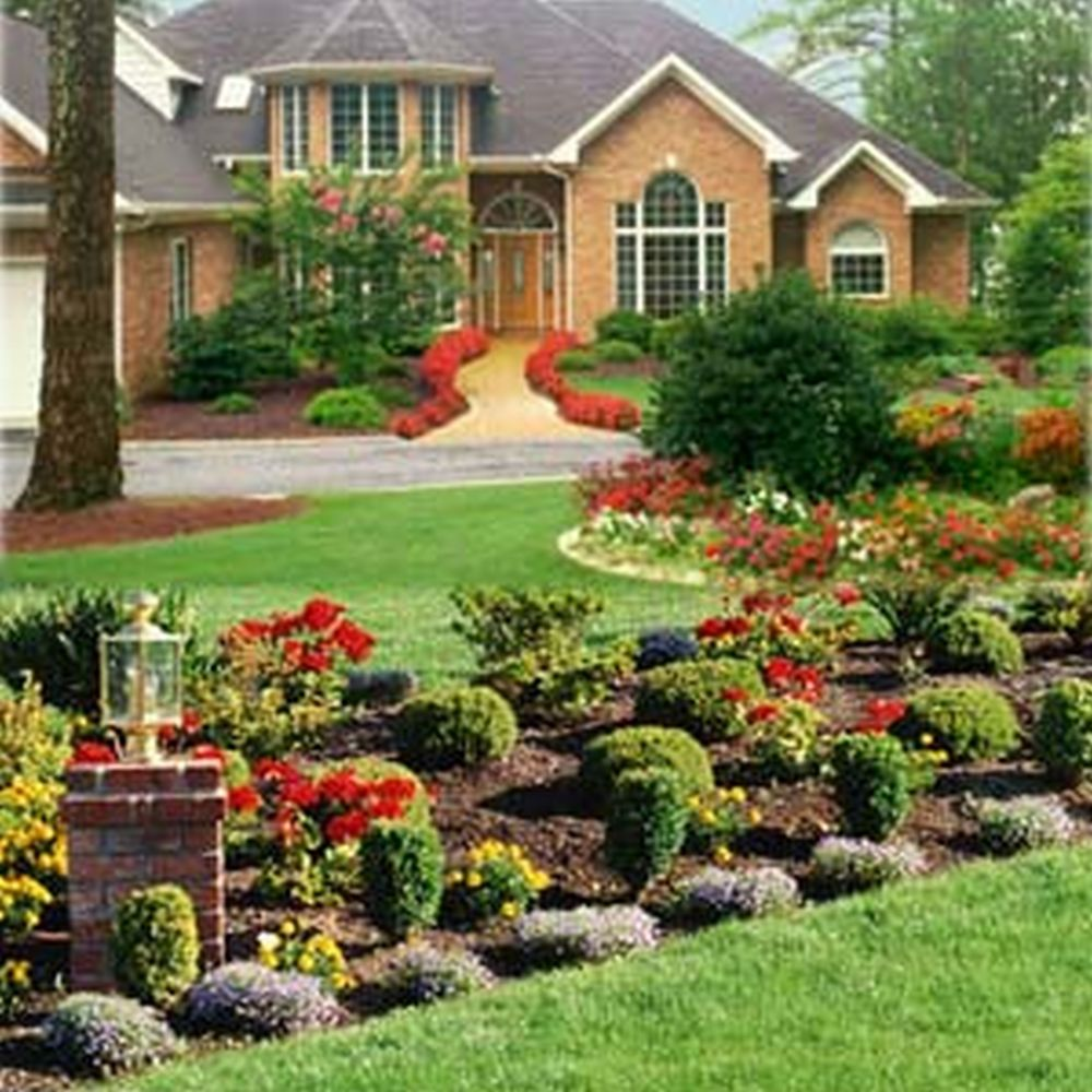 Home Landscaping Ideas Pictures