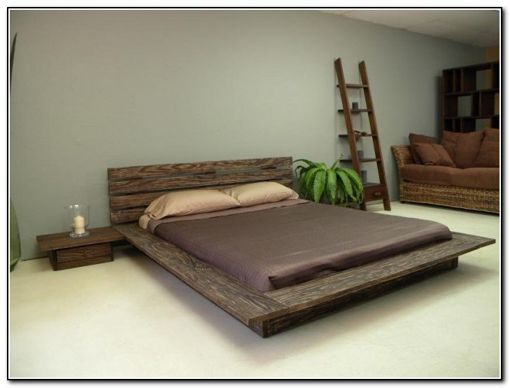 Homemade Bed Frame Ideas
