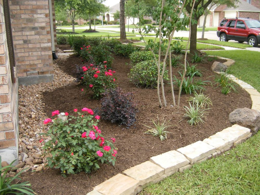Houston Texas Landscaping Ideas