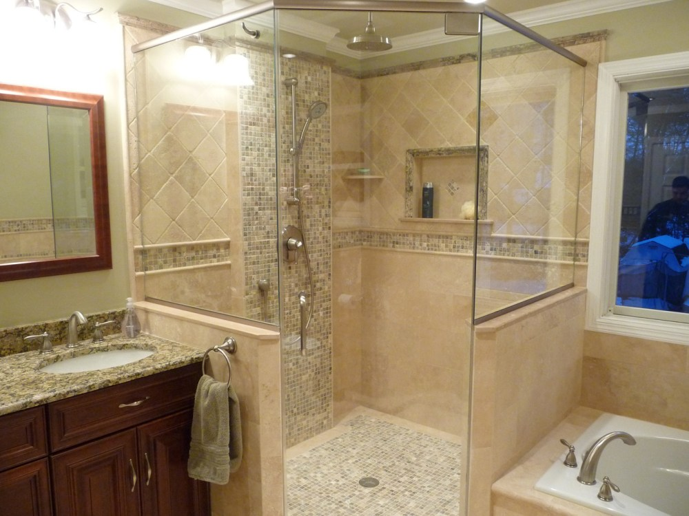 Houzz Bathroom Tile Ideas