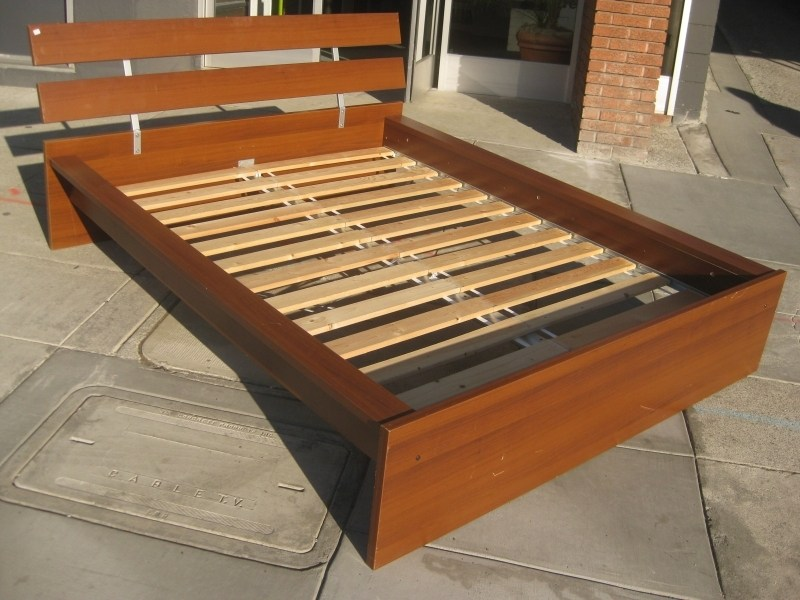 How To Build A Bed Frame Youtube