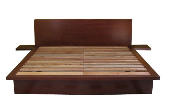 How To Build A Platform Bed Frame King Size