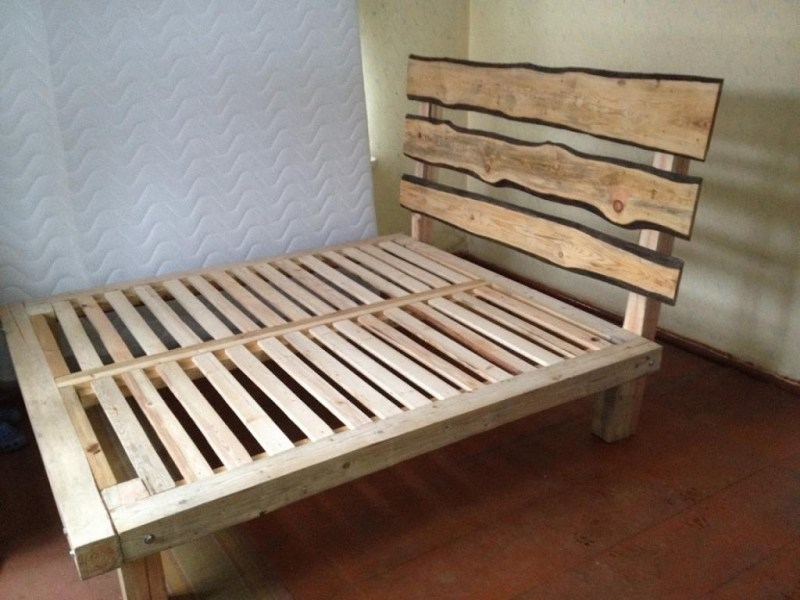 How To Make A Platform Bed Frame