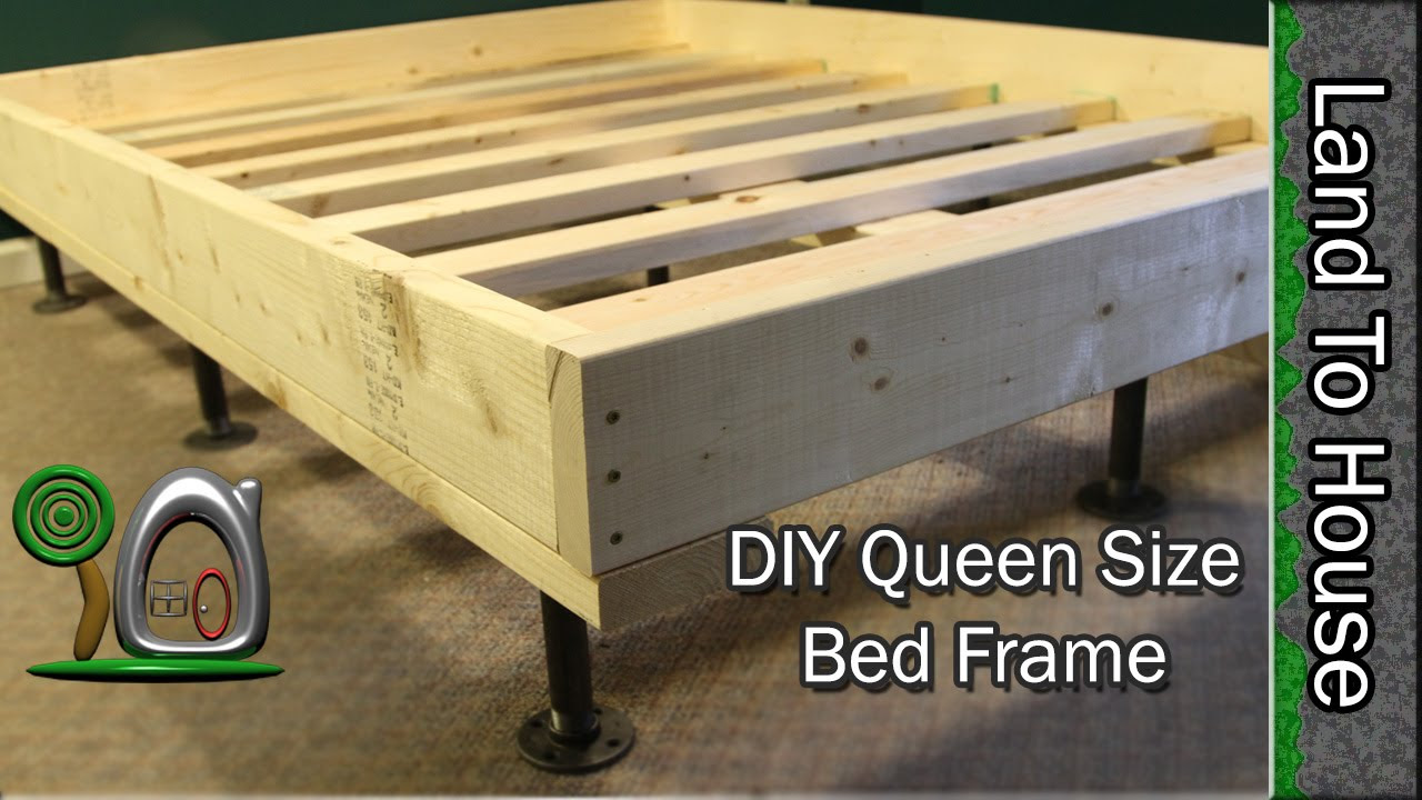 How To Make Bed Frame Stop Squeaking