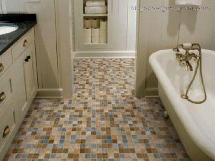 Ideas For A Small Bathroom Floor