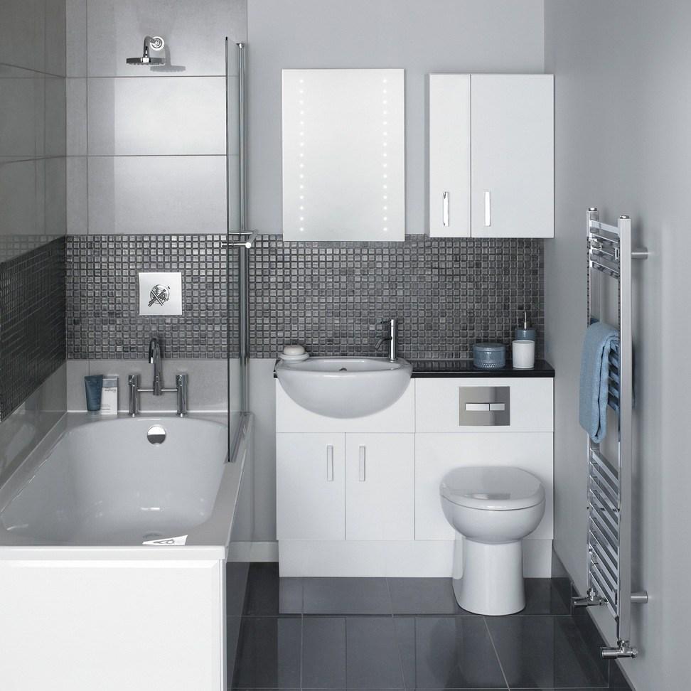 Ideas For A Small Bathroom Space