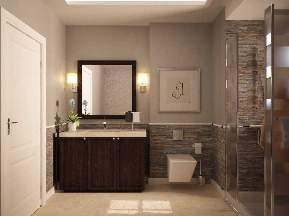 Ideas For Bathroom Colors