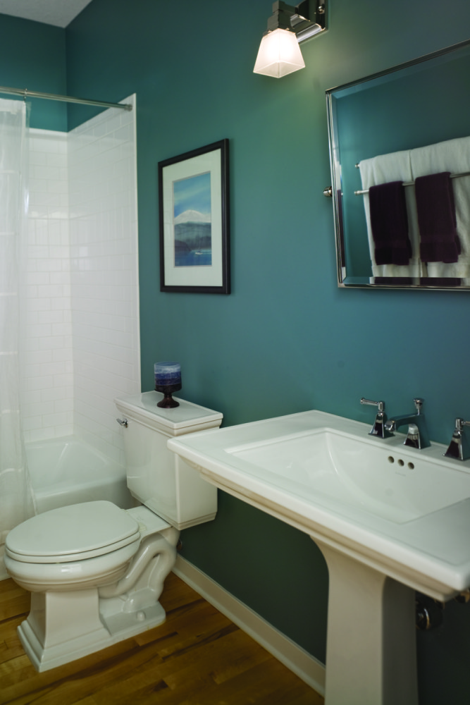 Ideas For Bathroom Decorating On A Budget