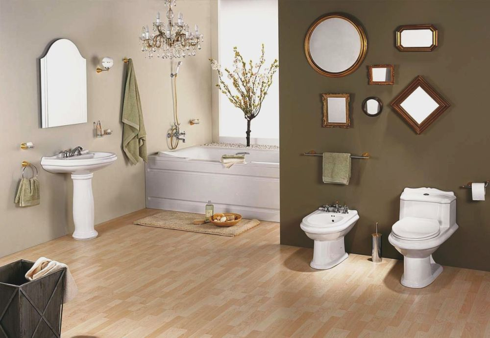 Ideas For Bathrooms Decorating
