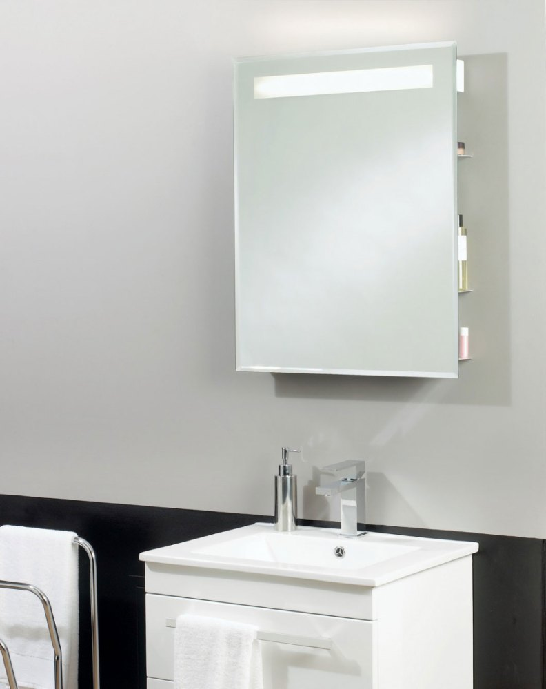Ideas For Decorating A Bathroom Mirror