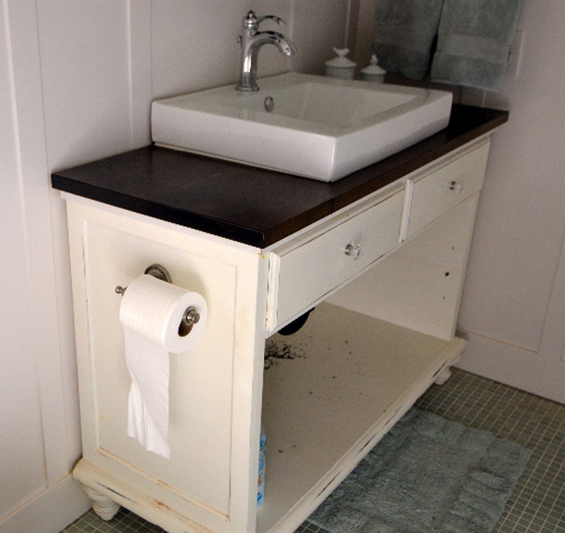 Ideas For Decorating A Bathroom Vanity