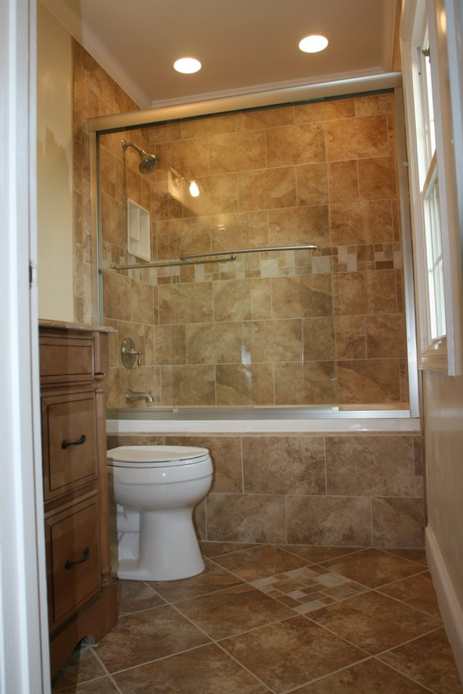Ideas For Small Bathrooms Pictures