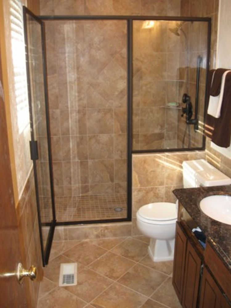 Ideas For Small Bathrooms Remodeling