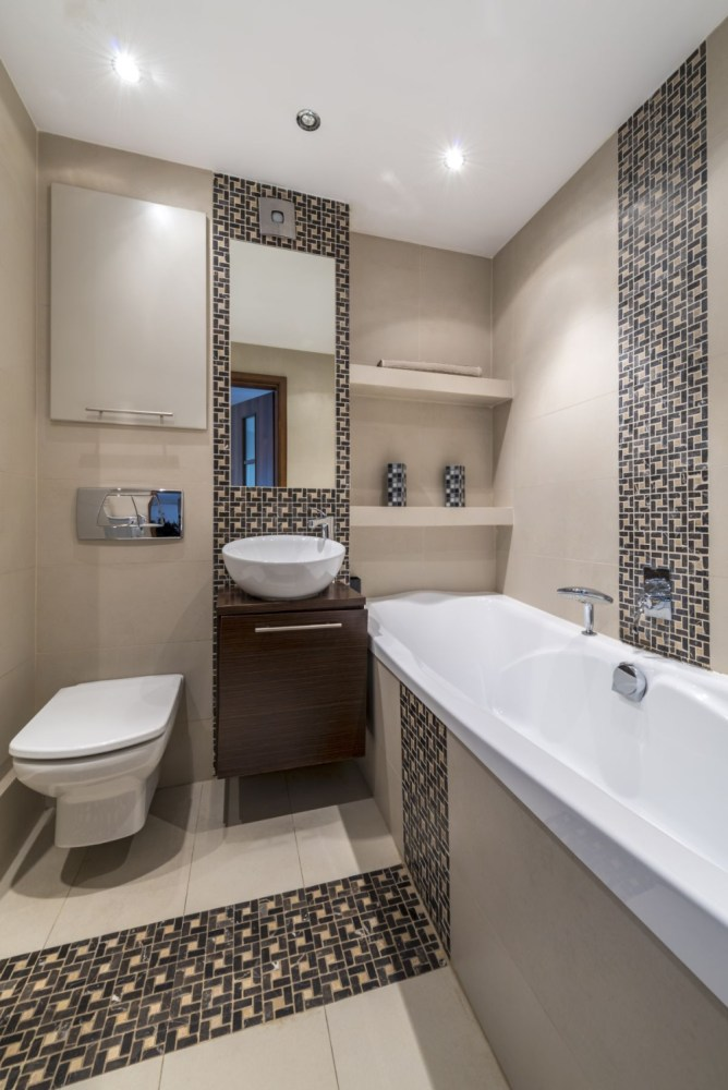 Ideas For Small Bathrooms Uk