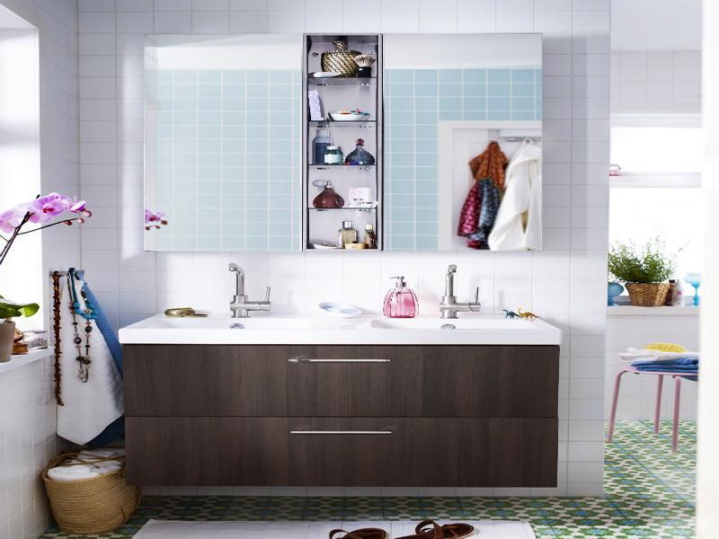 Ikea Bathroom Images