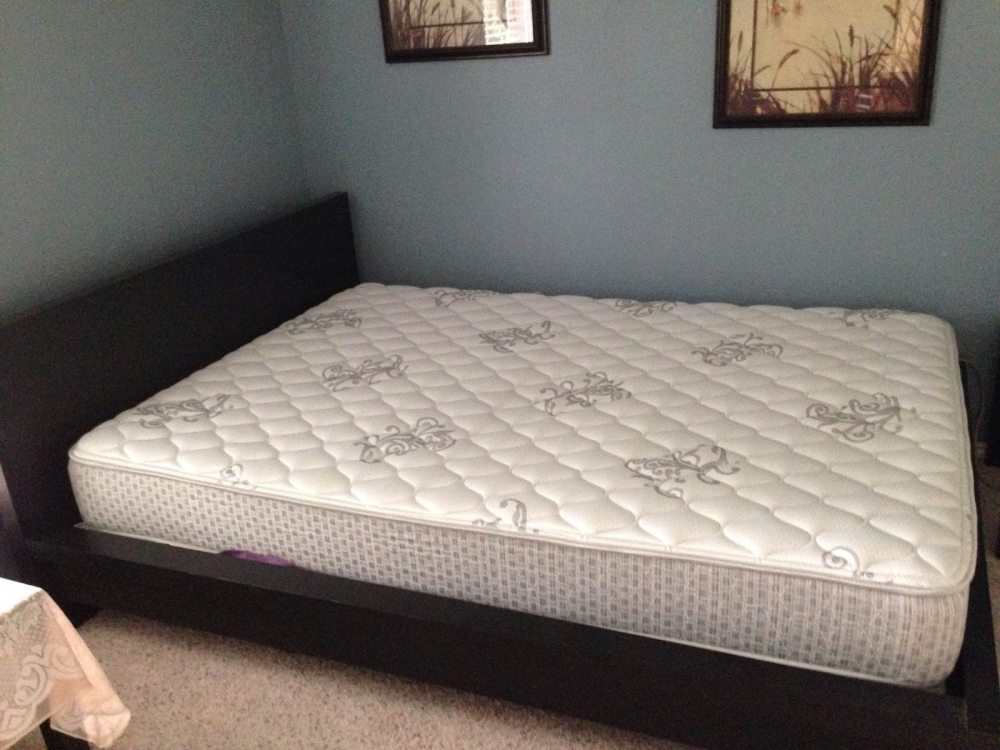 Ikea Bed Frame And Box Spring