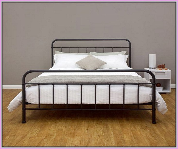 Ikea Black Bed Frame Metal