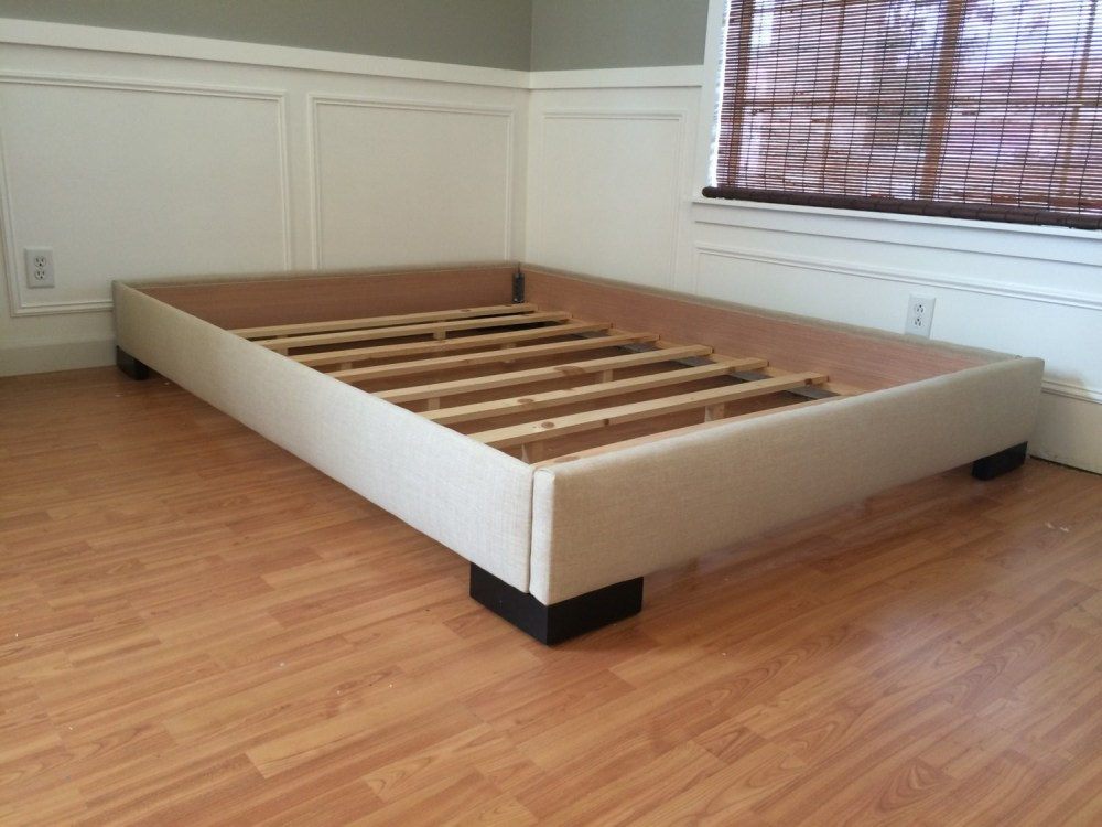 Ikea Cal King Platform Bed Frame