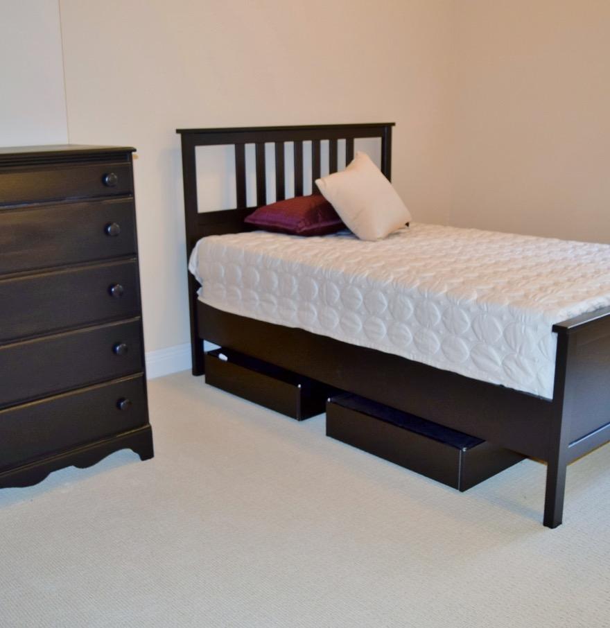 Ikea Hemnes Full Size Bed Frame