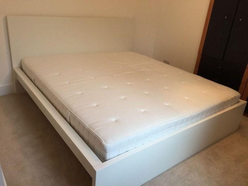 Ikea King Bed Frame Malm