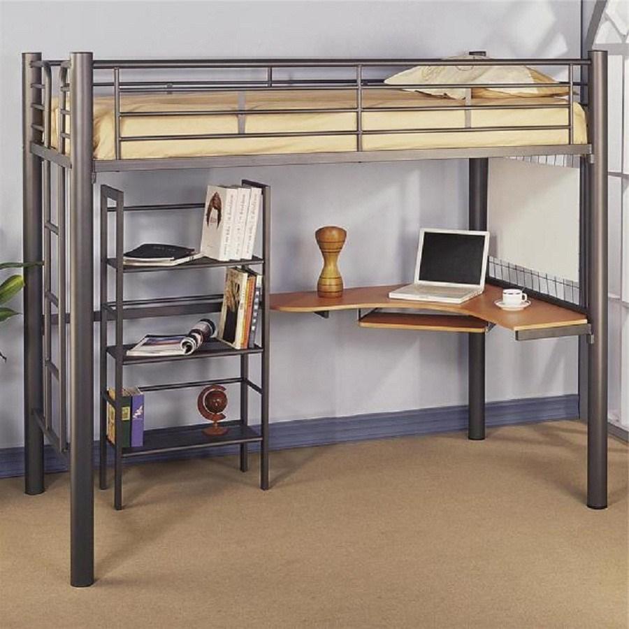 Ikea Loft Bed Frame