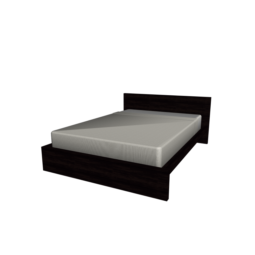 Ikea Malm Bed Frame King