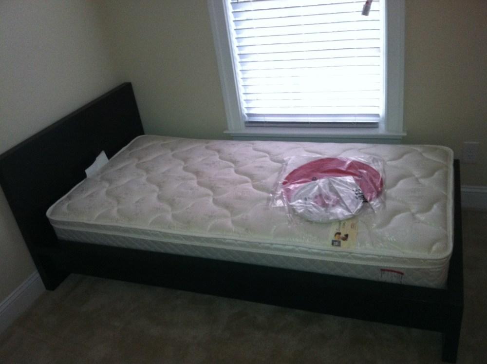 Ikea Malm Bed Frame Twin