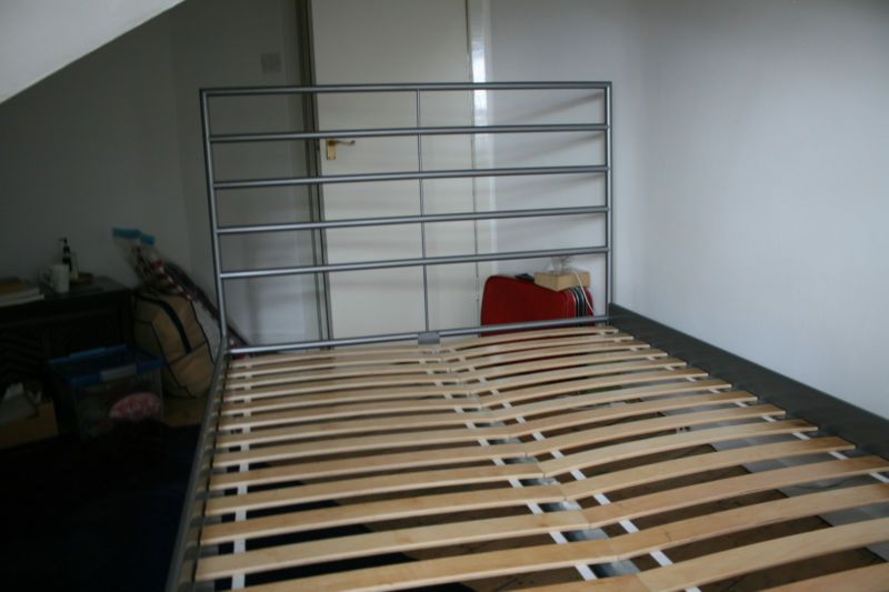Ikea Metal Bed Frame Discontinued