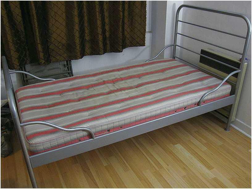 Ikea Metal Bed Frame Twin