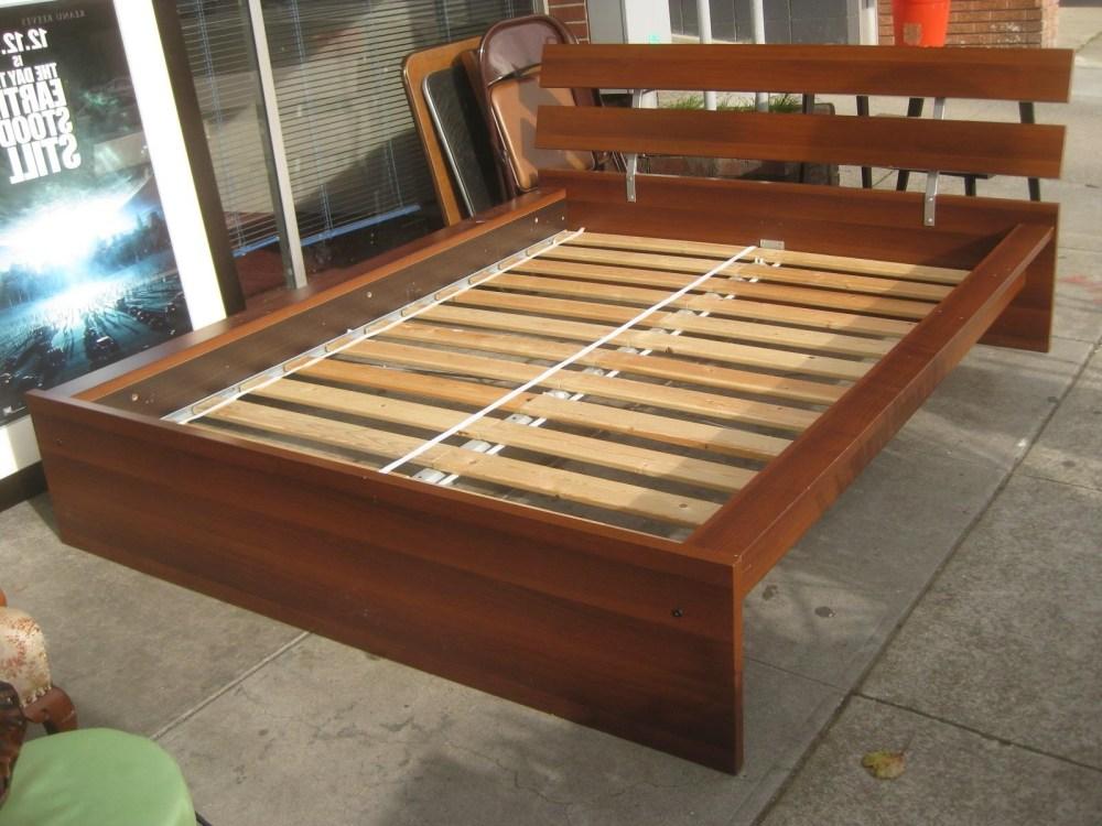 Ikea Platform Bed Frame