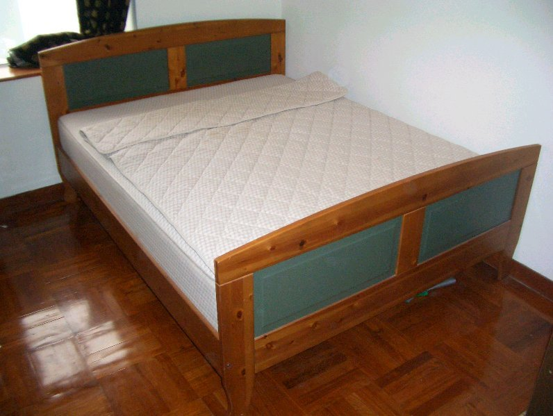 Ikea Queen Bed Frame And Headboard