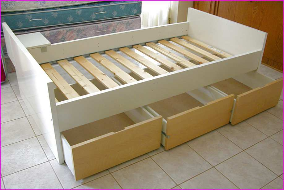 Ikea Twin Bed Frame White