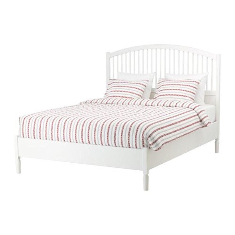 Ikea White Full Bed Frame