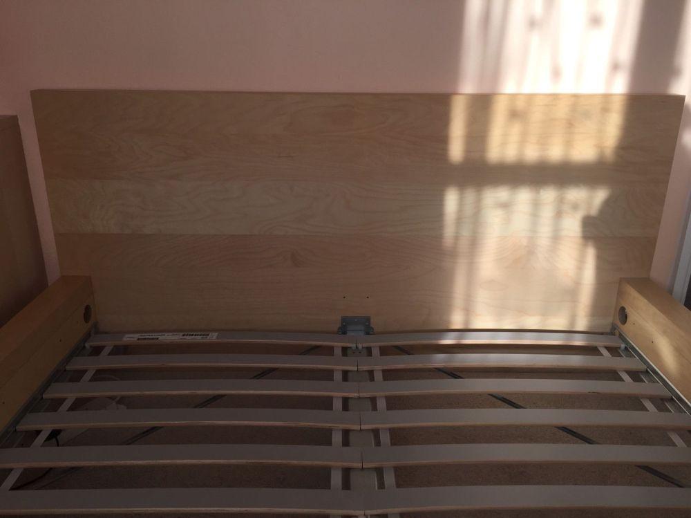 Ikea Wood Bed Frame Slats