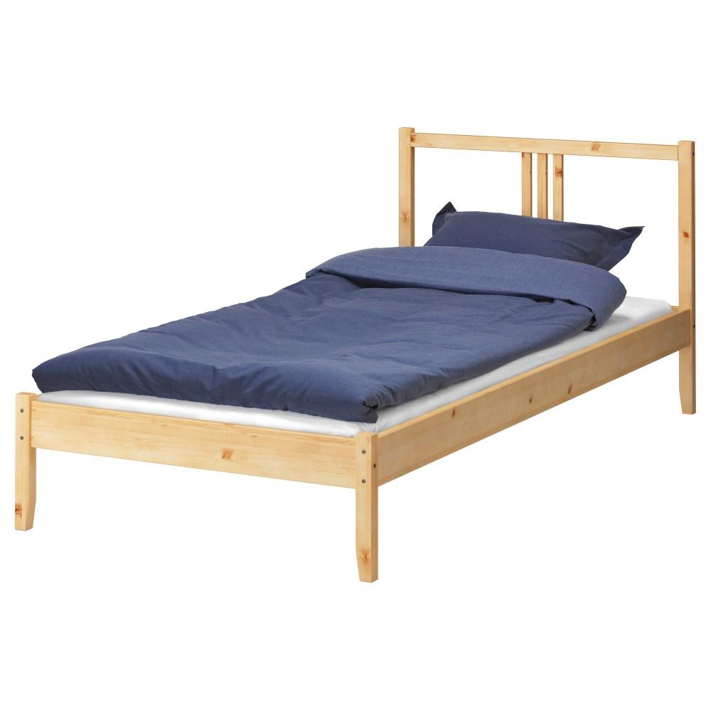 Ikea Wood Bed Frame