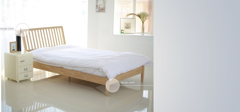 Industrial Bed Frame Singapore
